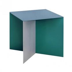 Valerie Objects Alu Square Alu Square blue by designer:Muller van Severen