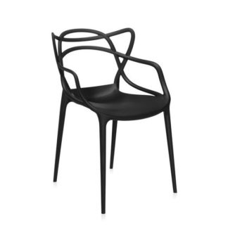 Masters chairMasters Chair stoel in polypropyleen zwart 09