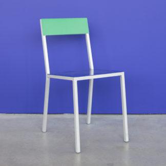 Alu ChairAlu Chair blauw/groen