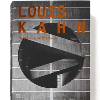 Louis Kahn - The Power Of ArchitecturePublicatie: Louis Kahn - The Power Of Architecture (Engels)