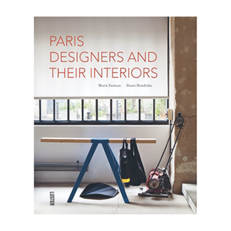 Paris Designers and their interiorsParis Designers and their interiors, boek