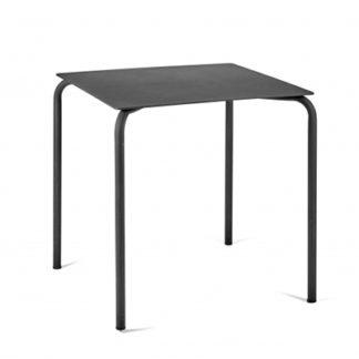 Augustaugust - tafel - aluminium zwart