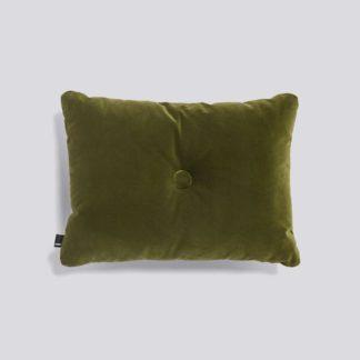 Dot Cushion SoftDot cushion soft, moskleur - fluweel