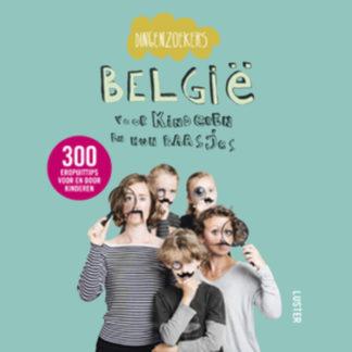 België voor kinderen en hun baasjesBelgië voor kinderen en hun baasjes, publicatie, Nederlands