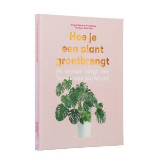 Hoe je een plant grootbrengtHoe je een plant grootbrengt, boek