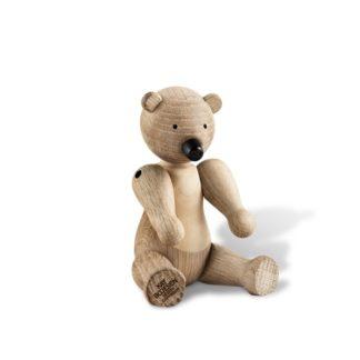 Bear SmallBeer, klein, decoratie, onbehandelde eik en esdoorn
