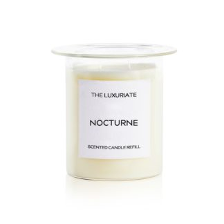 Scented Candle Insertscented candle insert - nocturne - dark spice
