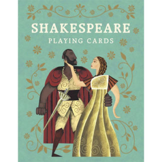 Shakespeare Playing CardsShakespeare Playing Cards - 54 speelkaarten