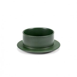 Dishes To Dishes dishes to dishes - schaal medium - kleur moss - ø20,5 cm