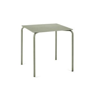 Augustaugust - tafel - aluminium eucalyptus groen