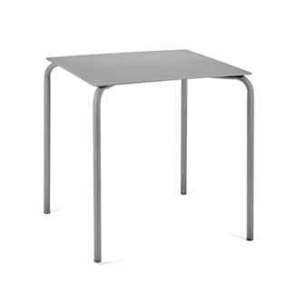 Augustaugust - tafel - aluminium grijs