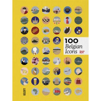 100 Belgian Icons100 Belgian Icons - hardcover