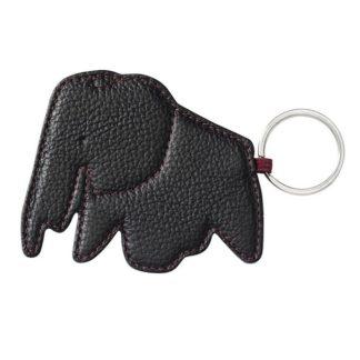 Key Ring key ring elephant, nero
