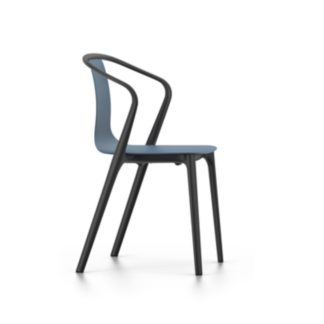 Belleville chairBelleville Chair stoel zwart kunststof