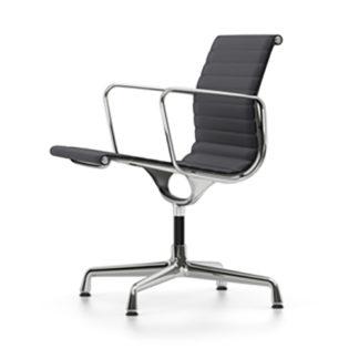 Alu group EA108Eames Aluminium Chair EA 108 stoel zwart