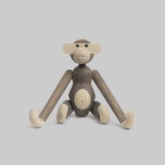 Monkeymonkey klein gerookt eiken