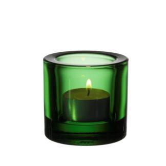 Kivi VotiveKivi theelichthouder, groen, Ø60 mm