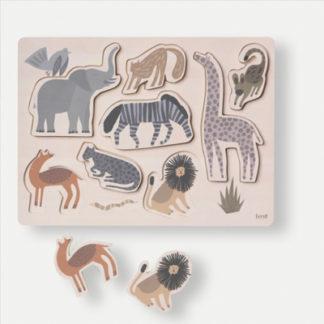 Safari PuzzleSafari Puzzle