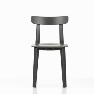 All Plastic ChairAll Plastic Chair stoel graphite grey