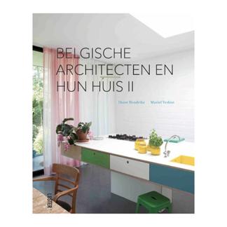 Belgische architecten en hun huis IIBelgische architecten en hun huis II, boek