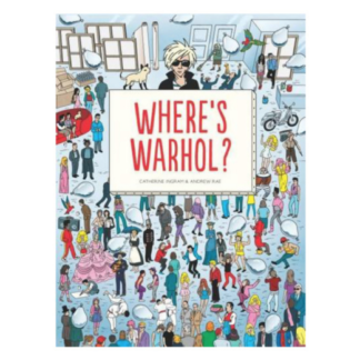 Where's Warhol?Where's Warhol - hardcover