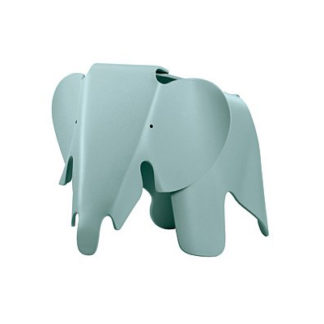 Eames ElephantEames Elephant, ijsgrijs