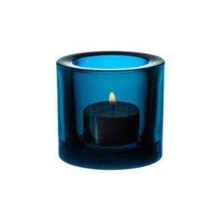 Kivi VotiveKivi theelichthouder, turquoise, Ø60 mm