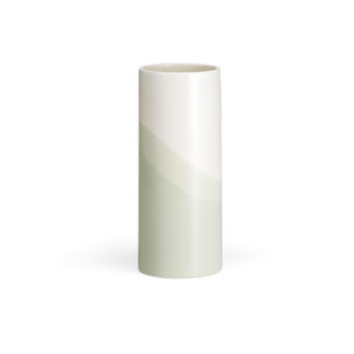 Herringbone VaseHerringbone Vase,glad, zand