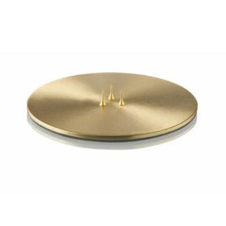 Candle PlateCandle Plate - matt goldVitra Store Summer Salegeldig tot 31/07/2021