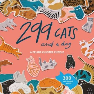 299 katten (en één hond)299 Cats and a dog - poezenpuzzel