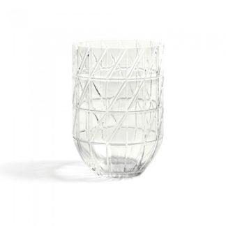 Colour vasecolour vase, helder - large