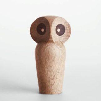 Owl largeOwl - large, naturel eiken
