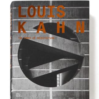Louis Kahn - The Power Of ArchitecturePublicatie: Louis Kahn - The Power Of Architecture (Engels)