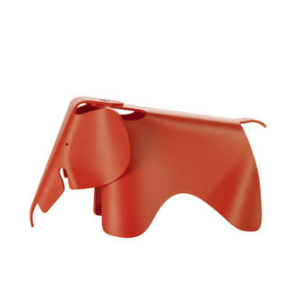 Eames Elephant small Eames Elephant small, rood