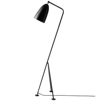 Grasshopper Floor LampGrasshopper Floor Lamp, Jet-black