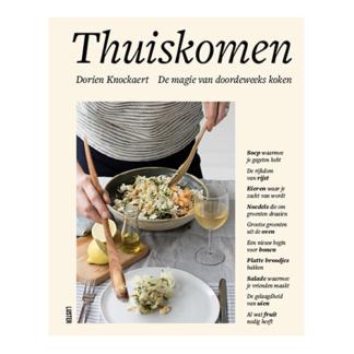 Thuiskomen - De magie van doordeweeks kokenThuiskomen - De magie van doordeweeks koken, vegetarisch kookboek