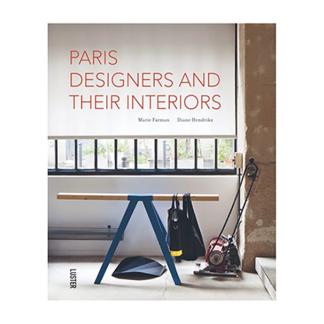 Paris Designers and their interiorsParis Designers and their interiors, boek