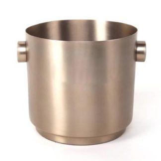 Rondo wine bucketrondo wine bucket - rvs / soft copper