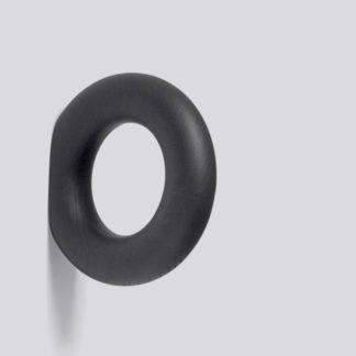 GymGym, zwart S - wandhaak