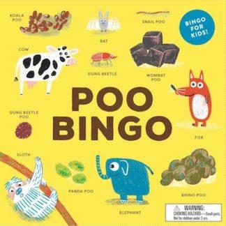 Poo BingoPoo Bingo - gezelschapspel