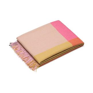 Colour Block Blanketcolour block blanket, roze