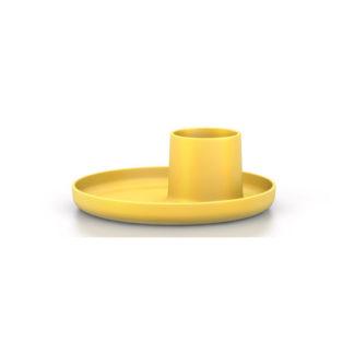 O - Tidy o-tidy, geel