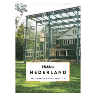 Hidden NederlandHidden Nederland boek, NL