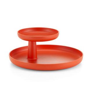 Rotary Trayrotary tray - poppy red