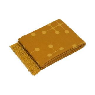 Eames Wool BlanketEames Wool Blanket, Mustard