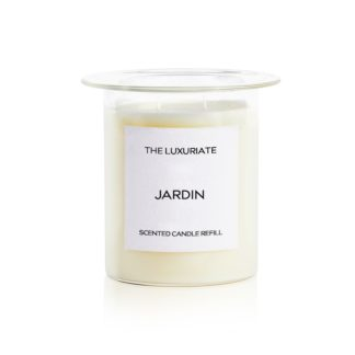 Scented Candle Insertscented candle insert - jardin - fresh cut flowers