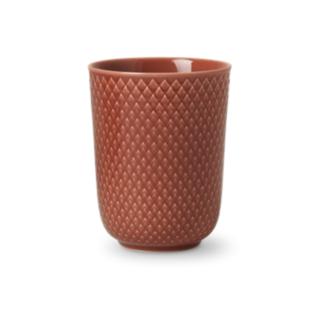 Rhombe MugRhombe mug - terracotta