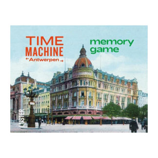 Time MachineMemoryspel Antwerpen