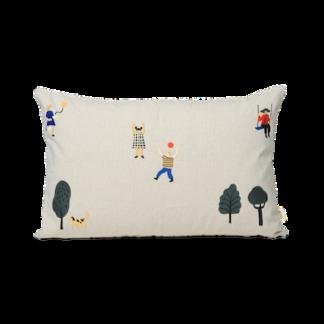 The park cushionthe park cushion - natural - 60x40 cm